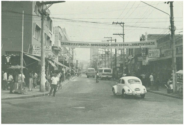 Rua Antônio Agu : Osasco, SP - 1975