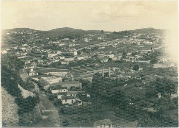 [Vista panorâmica da cidade] : Mauá, SP - [19--]