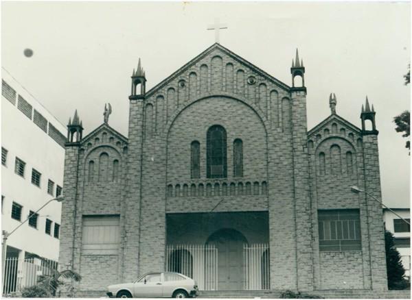 Igreja Matriz Imaculada Conceição : Mauá, SP - [19--]