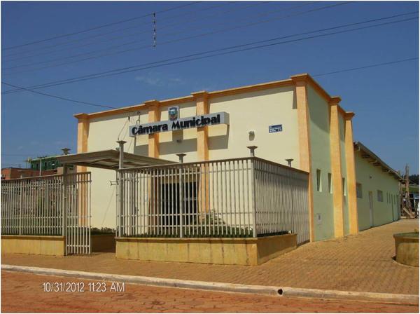 Câmara Municipal : Bom Sucesso de Itararé, SP - 2012