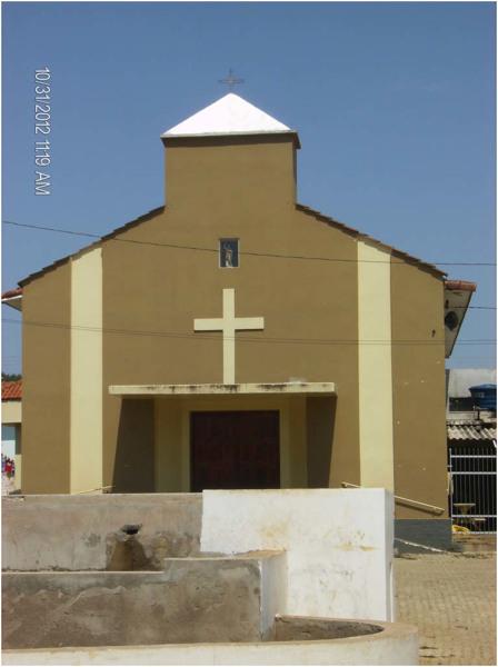 [Igreja São João Batista] : Bom Sucesso de Itararé, SP - 2012