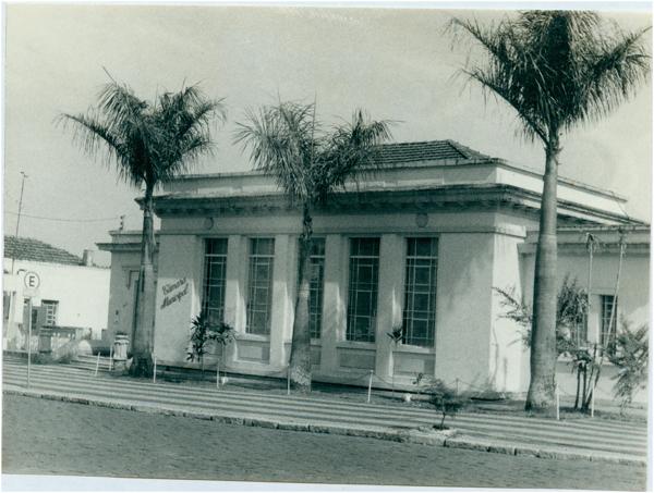 Câmara Municipal : Itararé, SP - [19--]