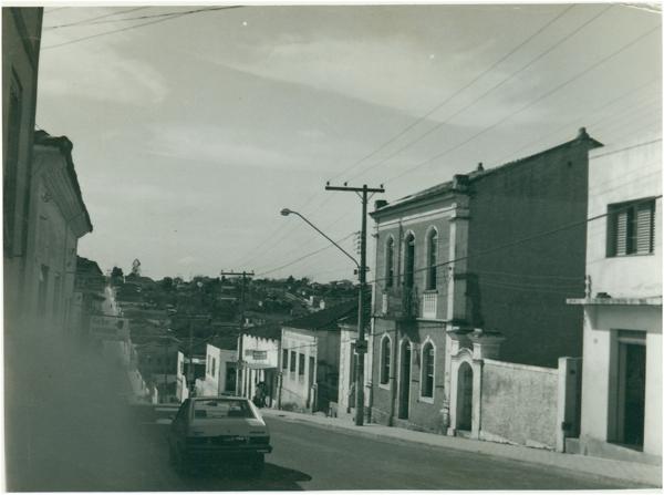 [Vista parcial da cidade] : Prefeitura Municipal : Riversul, SP - [19--]