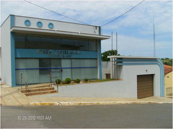 Câmara Municipal : Riversul, SP - 2012