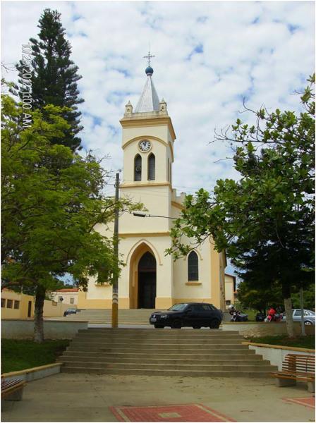 Igreja Matriz [do Bom Jesus] : Riversul, SP - 2012