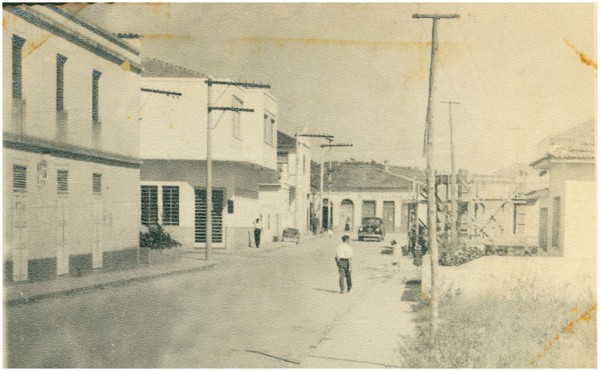 Rua João da Matta e Luz : Barueri, SP - [19--]