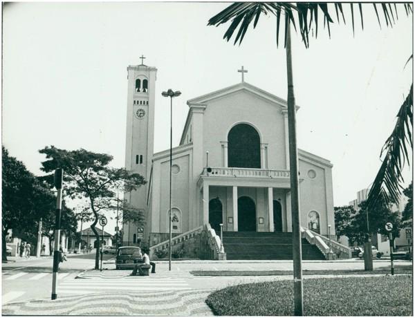 Igreja Matriz de Santo André : Santo André, SP - [19--]