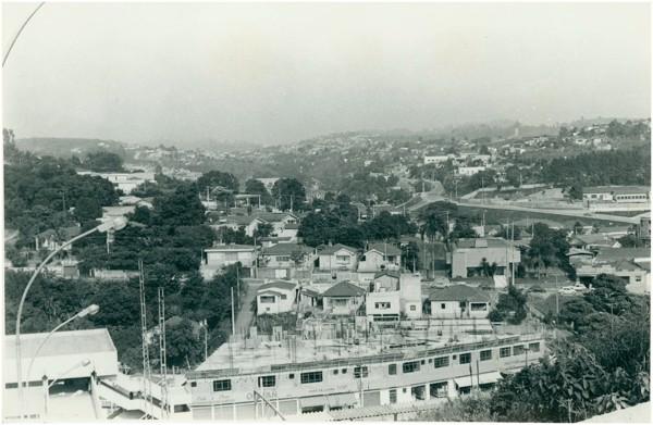 Vista panorâmica da cidade : Francisco Morato, SP - [19--]