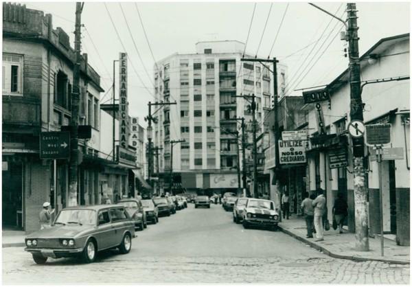 Rua do Comércio : Ribeirão Pires, SP - [19--]