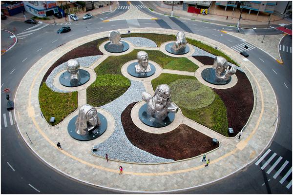 Praça da Paz : Praia Grande, SP - 2014