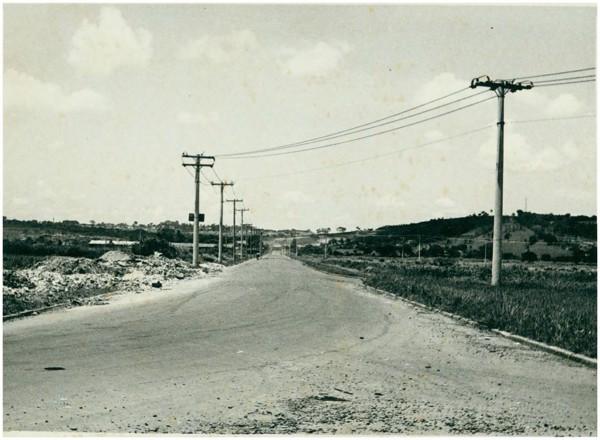 Avenida Norte-Sul : Mogi Guaçu, SP - [19--]