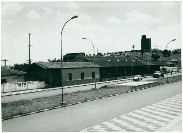 Estação Ferroviária : Mogi Guaçu, SP - [19--]