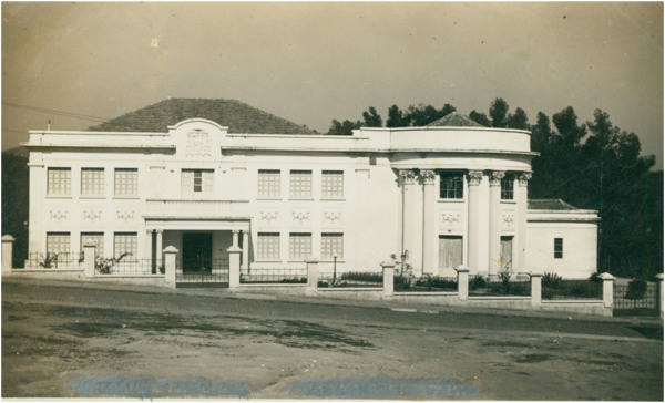 Palácio Episcopal : Bragança Paulista (SP) - [19--]