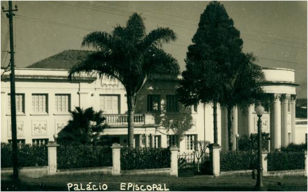 Palácio Episcopal : Bragança Paulista (SP) - 1963